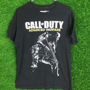 COD Call Of Duty Advance Warfare Shirt Activision